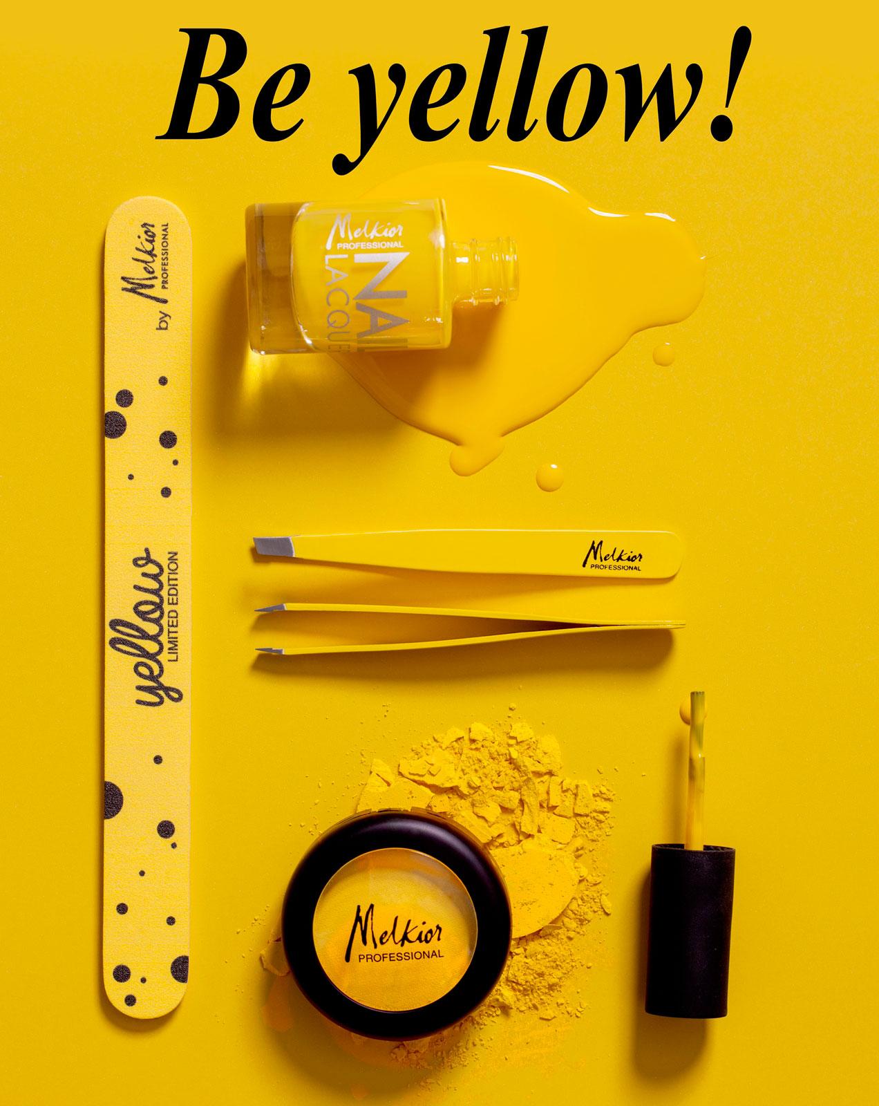Be-Yellow!