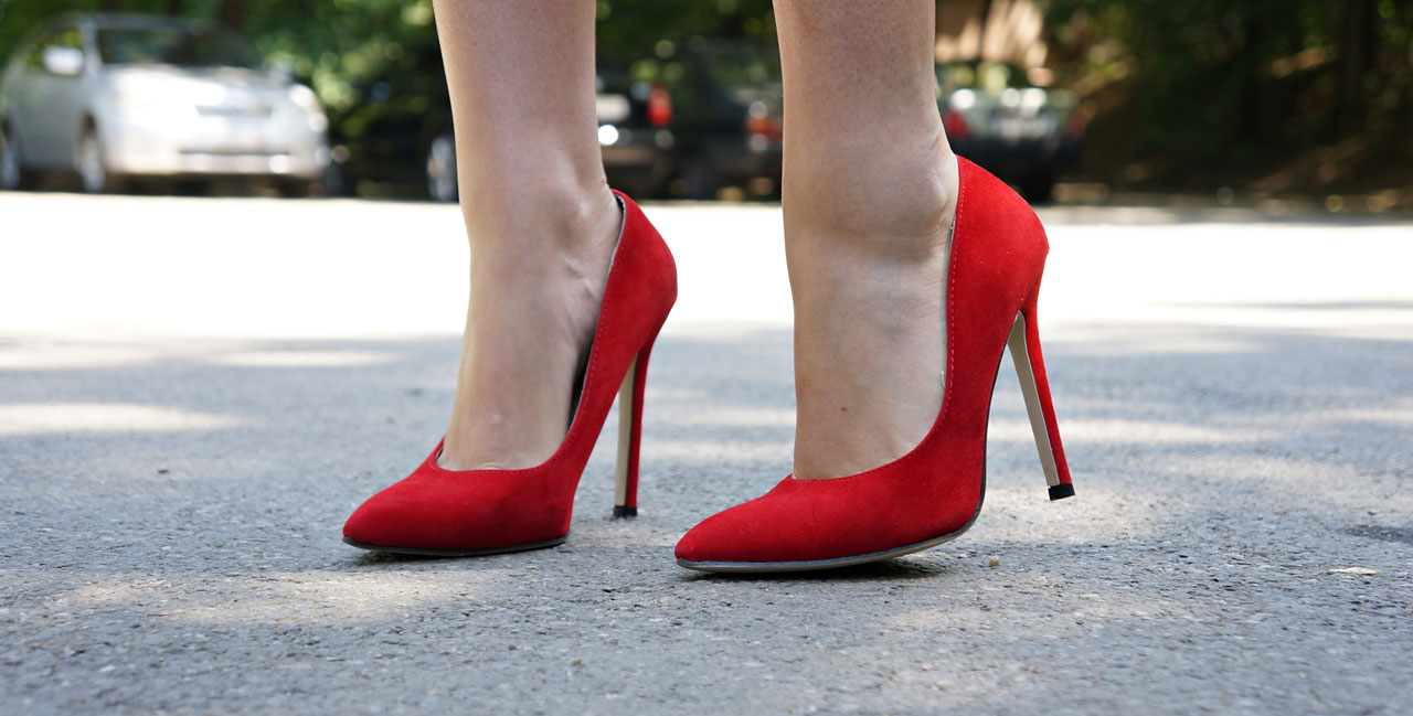 red.shoes