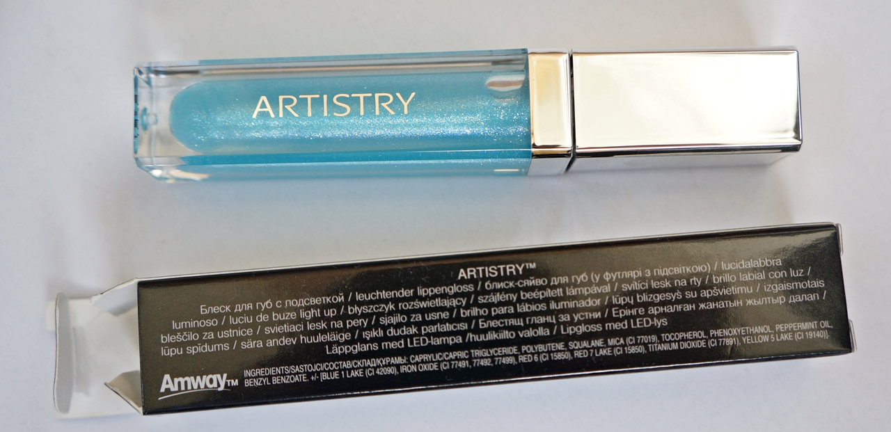 ingredients.Artistry.gloss
