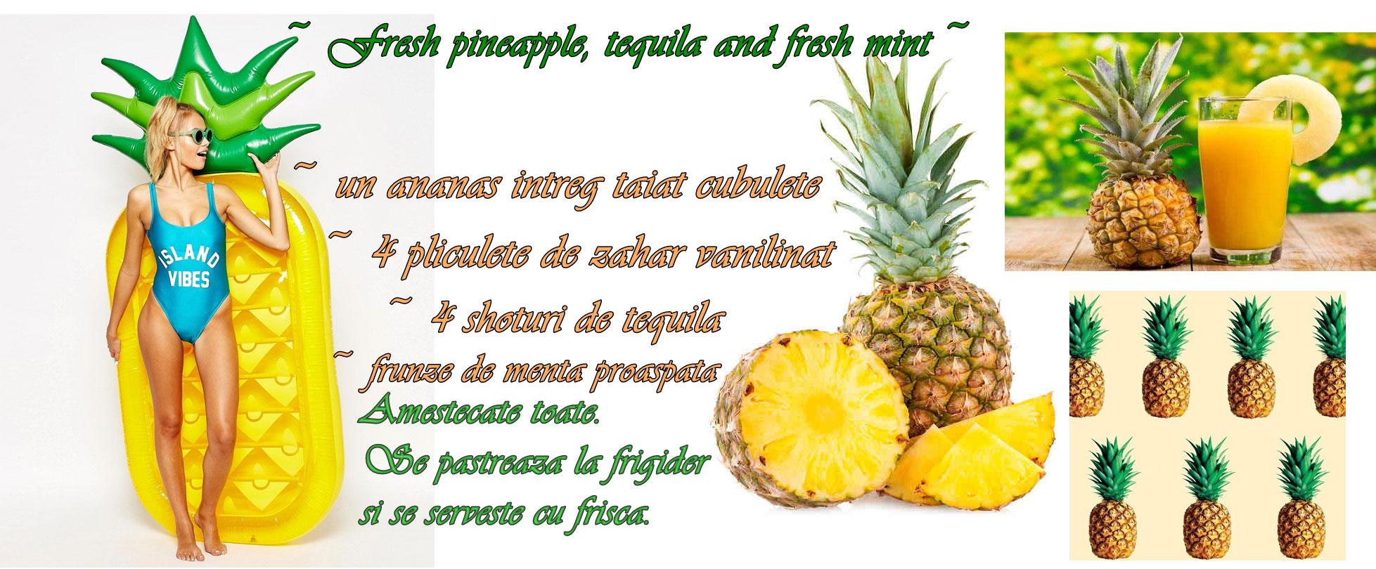ananas.reteta desertde vara